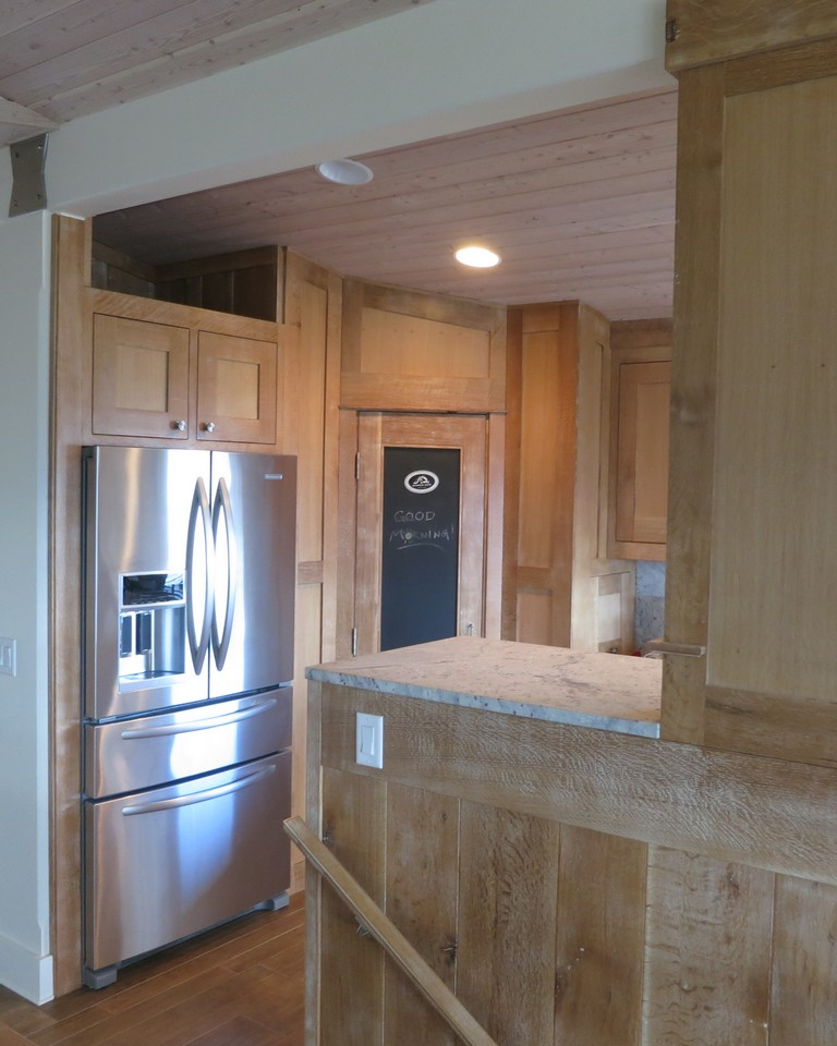 Wind River Builders Klickitat Custom Cabinets